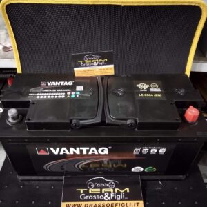 Batteria Auto 110 ah 950A AGM Start & Stop – Misure 390x175x190 – Vantag Long Life Technology