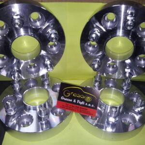 kit 4 Distanziali Ruota For  CITROEN C-CROSSER  DAL 2007 AL 2012   5×114,3  3 cm  spessore Wheel Spacers DF19